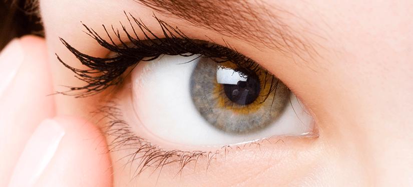 laser vision correction popular beauty tool Beautiful female eye