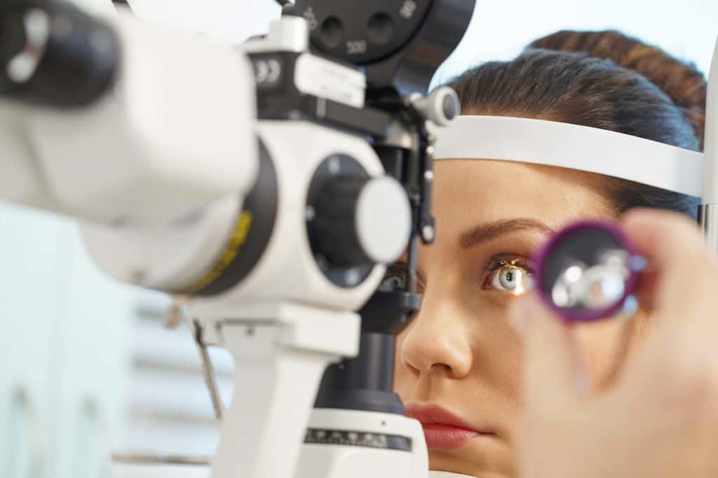 laser vision correction technology