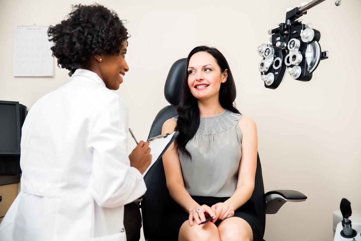 eye health begins with annual eye exam