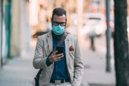 Wearing a face mask with eyeglasses can be a challenge. Learn how to prevent fogged lenses.