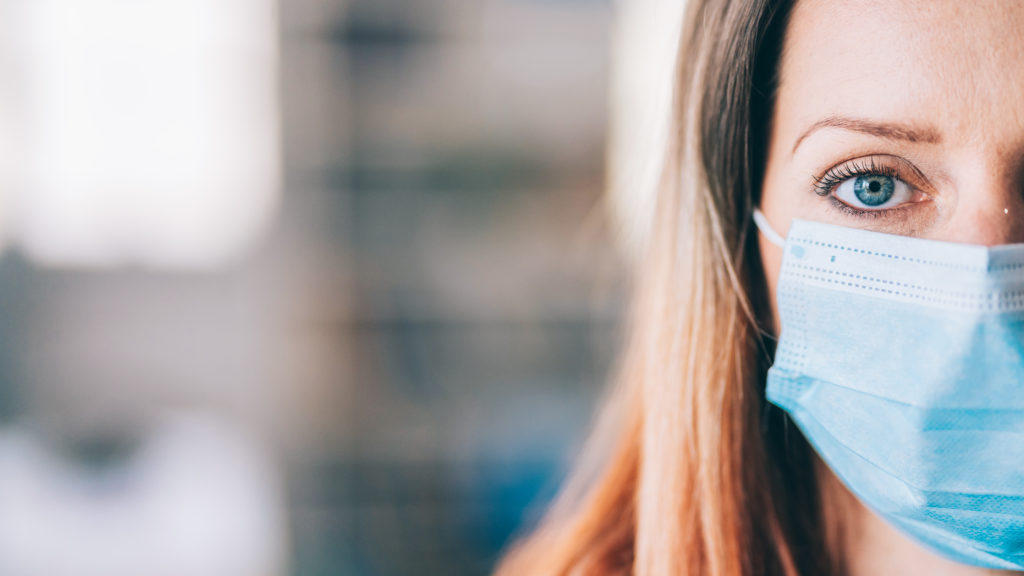 Tips for protecting your vision during the COVID-19 pandemic